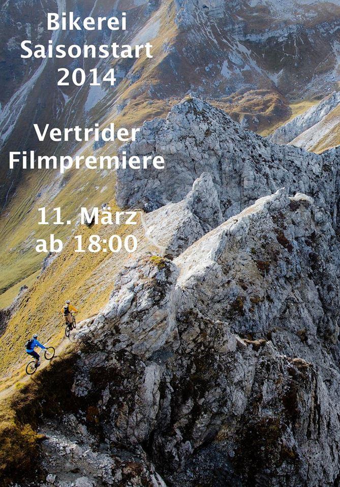 Flyer Saisonbeginn 2014